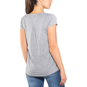 Sherpa Asha - T-shirt manches courtes Femme - gris